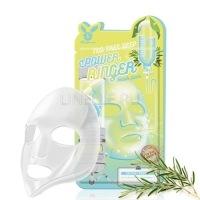 Tea tree deep power ring mask pack [Маска для лица тканевая]