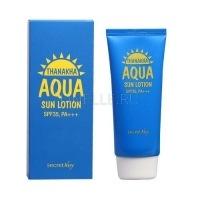 Thanakha aqua sun lotion spf35 pa+++ [Лосьон солнцезащитный увлажняющий ]