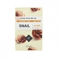 Therapy air mask snail [Маска тканевая для лица]