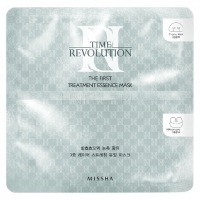 Time revolution the first treatment essence mask [Маска-лифтинг для лица антивозрастаня]