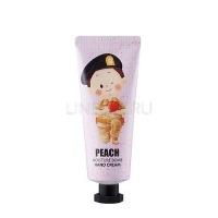 Tino hand cream peach [Крем для рук]