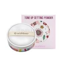 Tone up setting powder - 1 [Пудра финишная рассыпчатая]