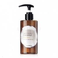 Touch on body coconut body wash [Гель для душа кокос]
