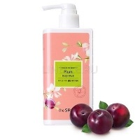Touch on body plum body wash [Гель для душа слива]
