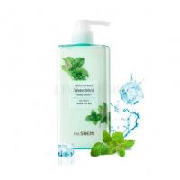 Touch on body water mint body lotion [Лосьон для тела мятный]