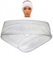 Turban (white) [Повязка для волос]