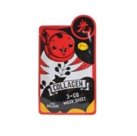 Urban dollkiss 3-go mask sheet collagen [Маска тканевая коллагеновая]