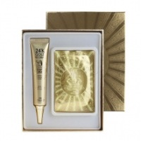 Urban dollkiss agamemnon 24k gold eye cream special kit [Крем для глаз с 24к золотом]