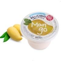 Urban dollkiss delicious collagen modeling pack(mango) [Маска для лица коллагеновая (Манго)]