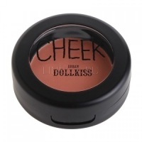 Urban dollkiss the stage cheek #4 warm coral [Румяна]