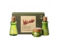 Urban eco harakeke gift set [Набор миниатюр для лица с экстрактом новозеландского льна]