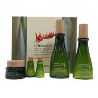 Urban eco harakeke skin care set [Набор уходовый с экстрактом новозеландского льна]