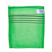 Viscose squared bath towel [Мочалка для душа]