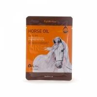 Visible difference horse oil mask sheet [Тканевая маска для лица с лошадиным жиром]