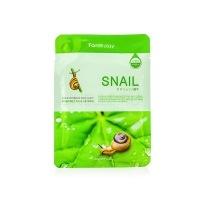 Visible difference mask sheet snail [Маска для лица с экстрактом слизи улитки]