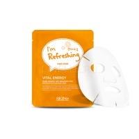 Vital energy mask sheet [Тканевая маска подтягивающая и освежающая]