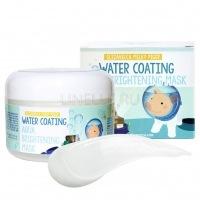 Water coating aqua brightening mask [Маска ночная увлажняющая]