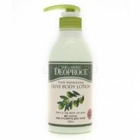 Well-being fresh moisturizing olive body lotion [Лосьон для тела с экстрактом оливы]