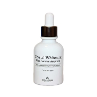 Crystal whitening plus booster ampoule [сыворотка Кристал Уайт]