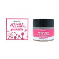 Wrinkle Collagen Ampule Cream [Ампульный крем антивозрастной с коллагеном]