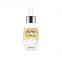 Yu chae flower honey 3-step oil [Масло для лица омолаживающее]