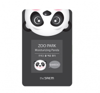 Zoo park water moisturizing panda [Маска для лица увлажняющая]