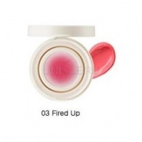 eco soul bounce cream blusher 03 fired up [Кремовые румяна]