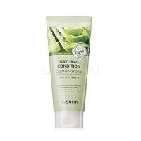 Natural condition cleansing foam (relaxing) [Пенка для умывания расслабляющая]
